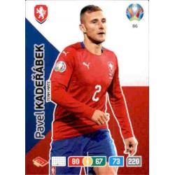 Pavel Kaderábek Czech Republic 86 Adrenalyn XL Euro 2020