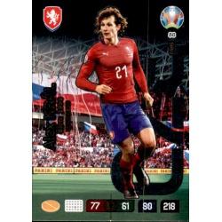 Alex Král Wonderkid Czech Republic 88 Adrenalyn XL Euro 2020