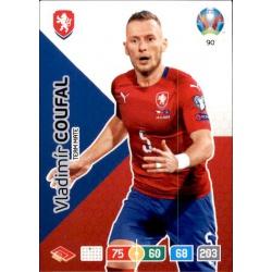 Vladimír Coufal Czech Republic 90 Adrenalyn XL Euro 2020