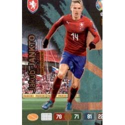 Jakub Jankto Fans' Favourite Czech Republic 96 Adrenalyn XL Euro 2020