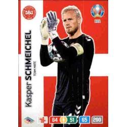 Kasper Schmeichel Denmark 101 Adrenalyn XL Euro 2020
