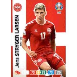 Jens Stryger Larsen Denmark 102 Adrenalyn XL Euro 2020