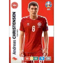 Andreas Christensen Denmark 104 Adrenalyn XL Euro 2020