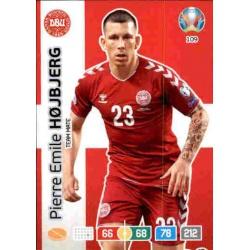 Pierre Emile Hojbjerg Denmark 109 Adrenalyn XL Euro 2020