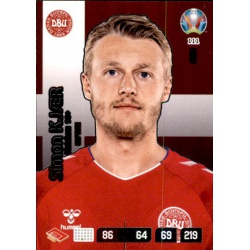 Simon Kjaer Captain Denmark 111 Adrenalyn XL Euro 2020