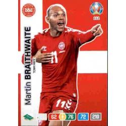 Martin Braithwaite Denmark 112 Adrenalyn XL Euro 2020