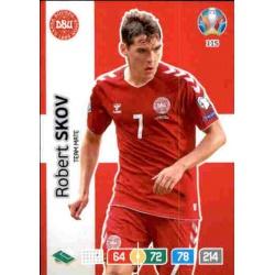 Robert Skov Denmark 115 Adrenalyn XL Euro 2020