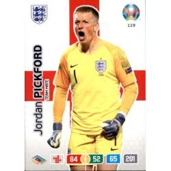 Jordan Pickford England 119 Adrenalyn XL Euro 2020