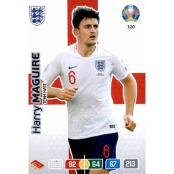 Harry Maguire England 120 Adrenalyn XL Euro 2020