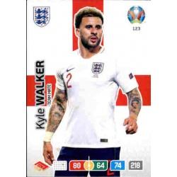 Kyle Walker England 123 Adrenalyn XL Euro 2020