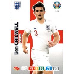 Ben Chilwell England 125 Adrenalyn XL Euro 2020