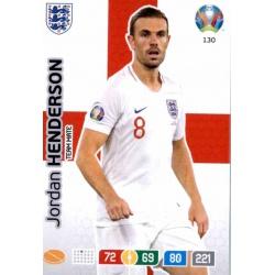 Jordan Henderson England 130 Adrenalyn XL Euro 2020