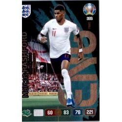 Marcus Rashford Fans' Favourite England 132 Adrenalyn XL Euro 2020