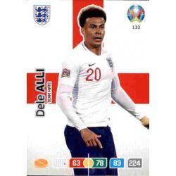 Dele Alli England 133 Adrenalyn XL Euro 2020