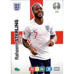 Raheem Sterling England 134 Adrenalyn XL Euro 2020
