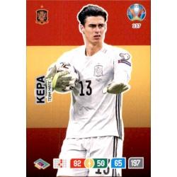 Kepa Spain 137 Adrenalyn XL Euro 2020
