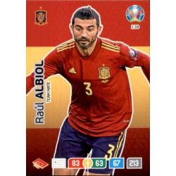 Raúl Albiol Spain 138 Adrenalyn XL Euro 2020