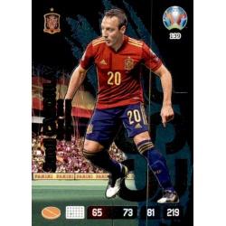 Santi Cazorla Fans' Favourite Spain 139 Adrenalyn XL Euro 2020