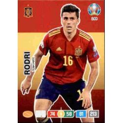 Rodri Spain 144 Adrenalyn XL Euro 2020