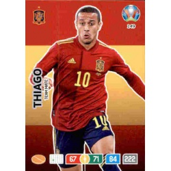 Thiago Spain 149 Adrenalyn XL Euro 2020