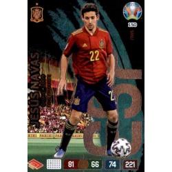 Jesús Navas Fans' Favourite Spain 150 Adrenalyn XL Euro 2020