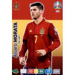 Alvaro Morata Spain 152 Adrenalyn XL Euro 2020