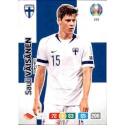 Sauli Väisänen Finland 155 Adrenalyn XL Euro 2020