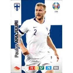 Paulus Arajuuri Finland 156 Adrenalyn XL Euro 2020