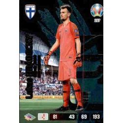 Lukáš Hrádecky Fans' Favourite Finland 157 Adrenalyn XL Euro 2020