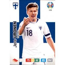 Jere Uronen Finland 159 Adrenalyn XL Euro 2020