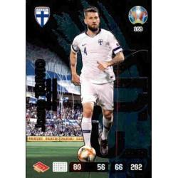Joona Toivio Fans' Favourite Finland 168 Adrenalyn XL Euro 2020