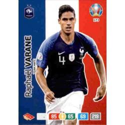 Raphael Varane France 173 Adrenalyn XL Euro 2020