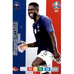 Samuel Umtiti France 176 Adrenalyn XL Euro 2020