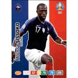 Moussa Sissoko France 179 Adrenalyn XL Euro 2020