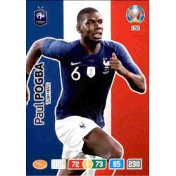 Paul Pogba France 182 Adrenalyn XL Euro 2020