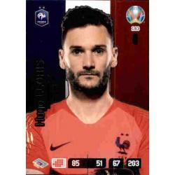 Hugo Lloris Captain France 183 Adrenalyn XL Euro 2020