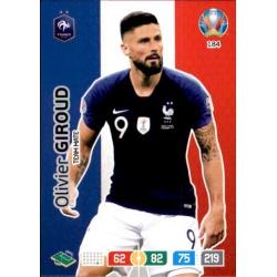 Olivier Giroud France 184 Adrenalyn XL Euro 2020