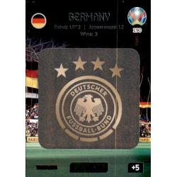 Team Logo Germany 190 Adrenalyn XL Euro 2020