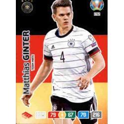 Matthias Ginter Germany 192 Adrenalyn XL Euro 2020