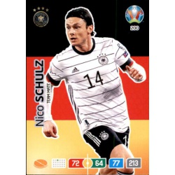 Nico Schulz Germany 200 Adrenalyn XL Euro 2020