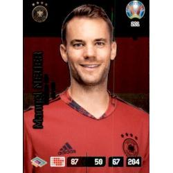 Manuel Neuer Captain Germany 201 Adrenalyn XL Euro 2020