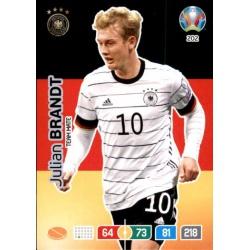 Julian Brandt Germany 202 Adrenalyn XL Euro 2020