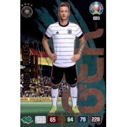 Marco Reus Fans' Favourite Germany 204 Adrenalyn XL Euro 2020
