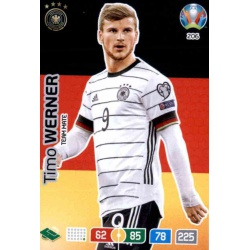 Timo Werner Germany 206 Adrenalyn XL Euro 2020