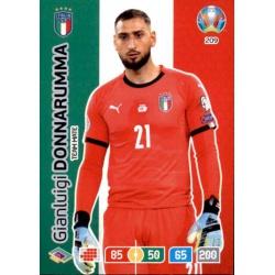 Gianluigi Donnarumma Italy 209 Adrenalyn XL Euro 2020