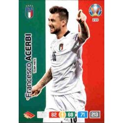 Francesco Acerbi Italy 210 Adrenalyn XL Euro 2020