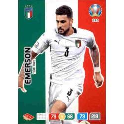 Emerson Italy 212 Adrenalyn XL Euro 2020