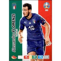Alessandro Florenzi Italy 213 Adrenalyn XL Euro 2020