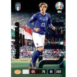 Nicolò Zaniolo Wonderkid Italy 214 Adrenalyn XL Euro 2020