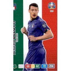 Andrea Belotti Italy 223 Adrenalyn XL Euro 2020